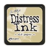 Mini Distress - Old Paper