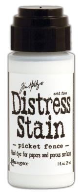 Distress Stain - Picket fence