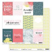 Cardstock - Beautiful Summer - Papier 6