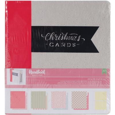 Album en carton - Handbook -  Christmas Edition