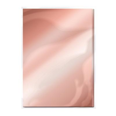 Cardstock -Mirror Card - Rose Platinium